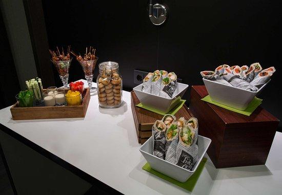 Hoofddorp, Nederländerna: Catering