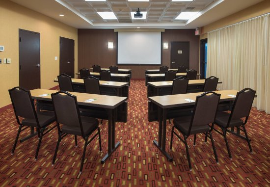 Secaucus, NJ: Meeting Room - Theater Setup