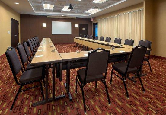 Secaucus, NJ: Meeting Room - U-Shape Setup