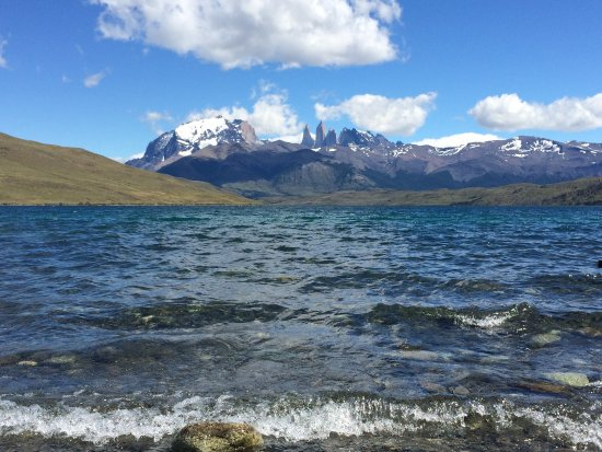 Torres del Paine National Park-billede