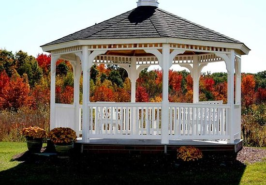 Hadley, Массачусетс: Outdoor Gazebo