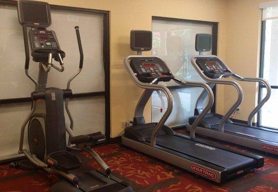 Danville, فيرجينيا: Fitness Center