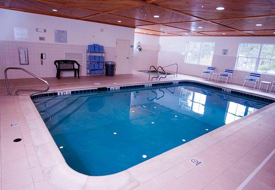 Middlebury, Вермонт: Indoor Pool & Whirlpool