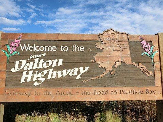 Coldfoot, AK: James Dalton Highway