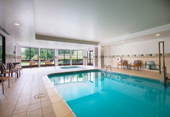 Ewing, نيو جيرسي: Indoor Pool