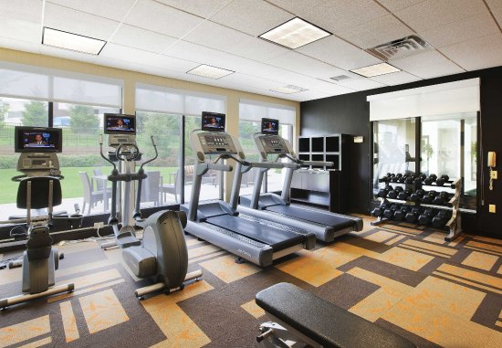 Ewing, NJ: Fitness Center