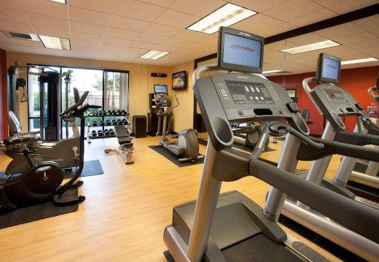 เลกฟอเรสต์, แคลิฟอร์เนีย: Fitness Center