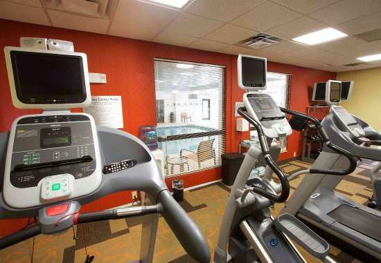 Blacksburg, VA: Fitness Room - Cardio Equipment