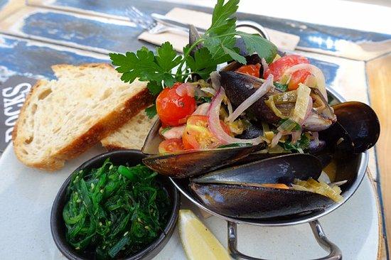 Thirroul, Australia: Mussels