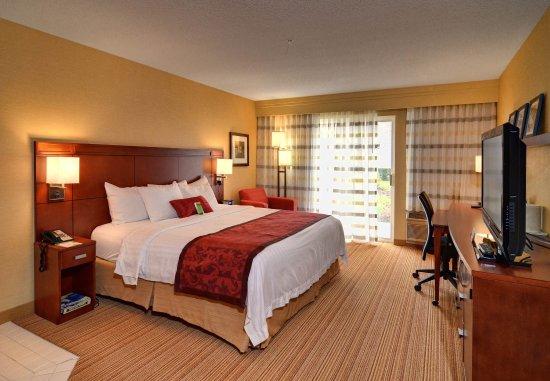 Springfield, Oregón: King Spa Guest Room