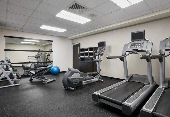 Courtyard Detroit Pontiac/Auburn Hills: Fitness Center