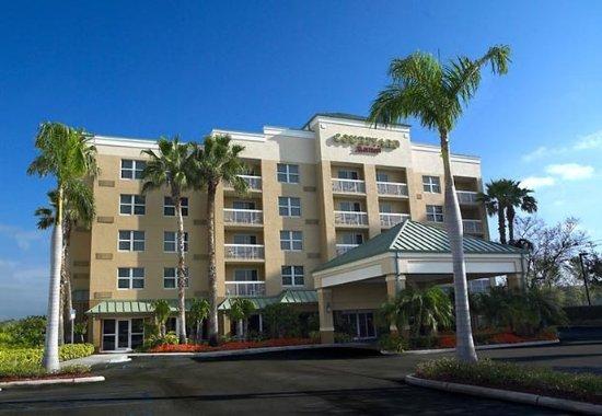邁阿密安菲特拉購物中心萬怡酒店照片
