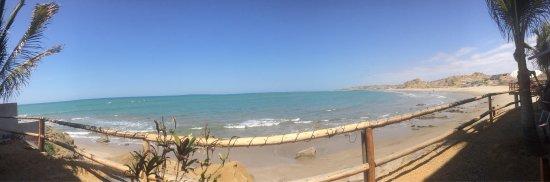 Zorritos, Perú: Vista maravillosa , hotel punta Pico , experiencia agradable y maravillosa, los empleados y los