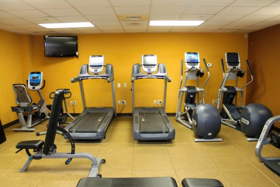 Miamisburg, OH: Fitness Room