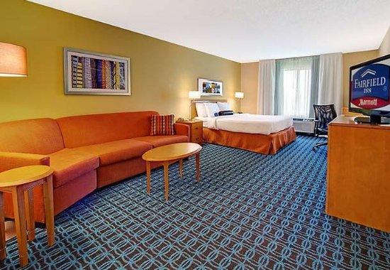 เซาท์เฮเวน, มิซซิสซิปปี้: Extended King Guest Room