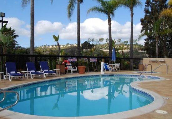 Mission Viejo, Kalifornien: Outdoor Pool & Spa