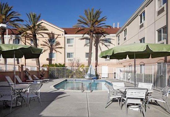 San Carlos, Californien: Outdoor Pool