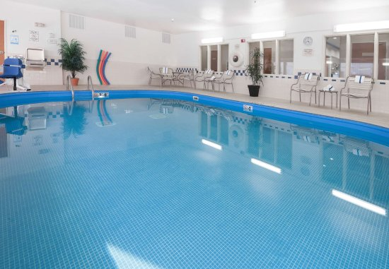 Hudson, WI: Indoor Pool