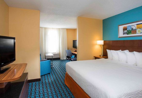 Oshkosh, WI: Executive King Suite