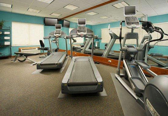 มาร์แชลล์, เท็กซัส: Fitness Center