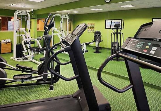 American Canyon, Kalifornien: Fitness Room