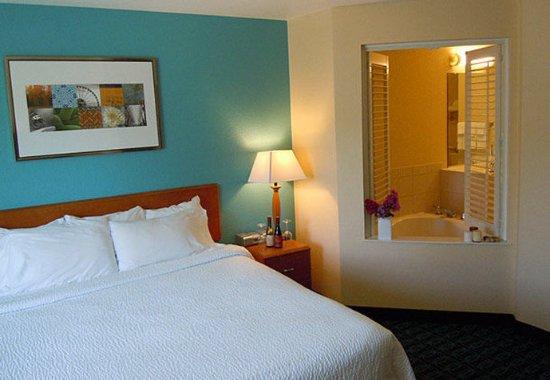 Ukiah, Kaliforniya: Spa King Suite