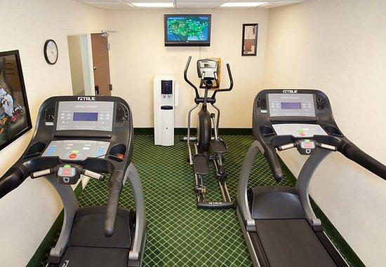 Exton, PA: Fitness Center