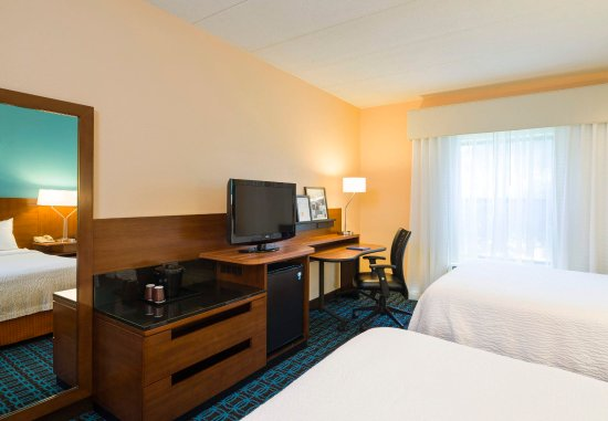Laurel, MD: Queen/Queen Guest Room