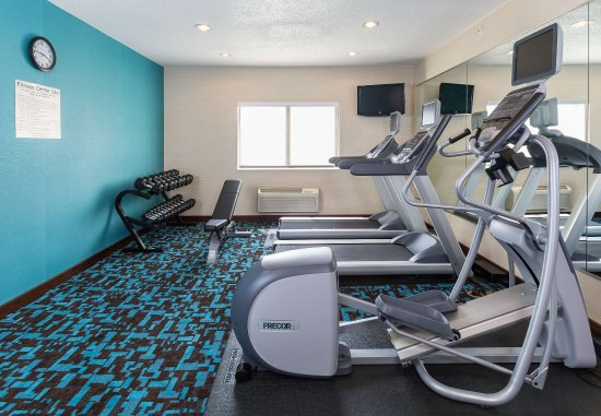 มันซี, อินเดียน่า: Fitness Center