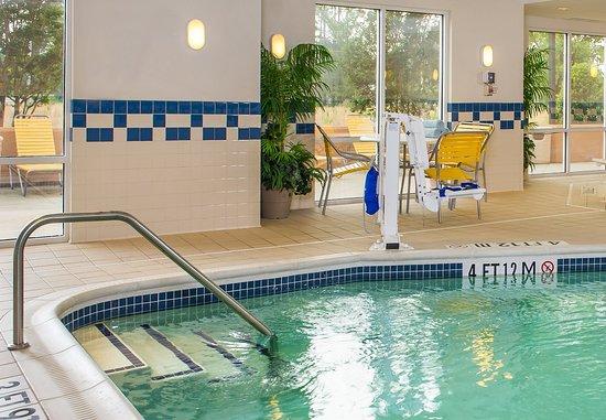 Wilson, NC: Indoor Pool