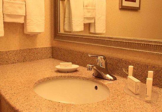 เดนตัน, เท็กซัส: Suite Bathroom Amenities