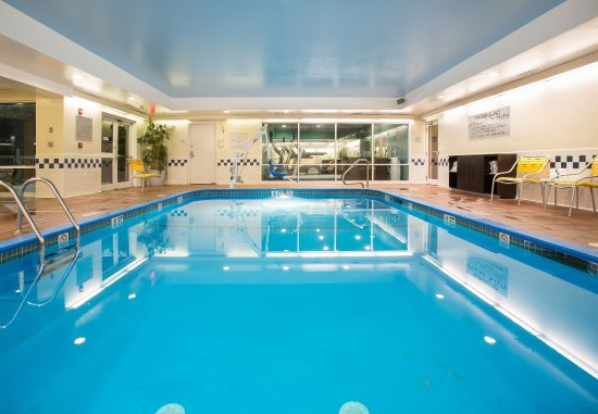 Milford, MA: Indoor Pool