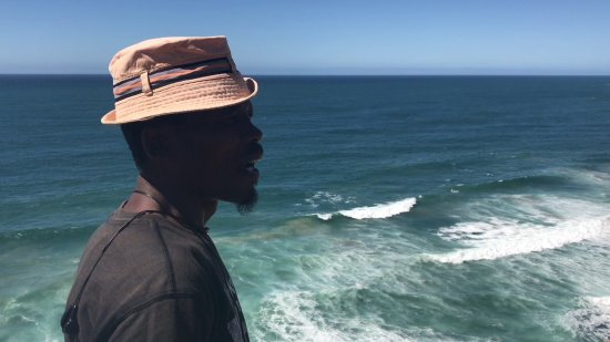 Coffee Bay, Sudáfrica: Beware of this guy, ERIC