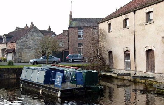 Ripon Canal - Aktuelle...