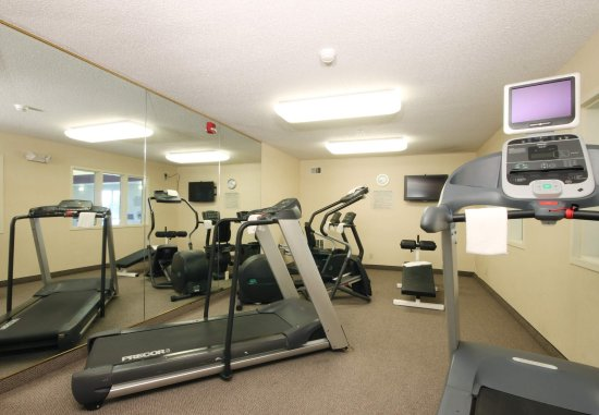 Saint Clairsville, OH: Fitness Center