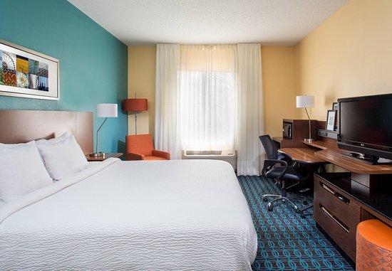 Ashland, Кентукки: King Guest Room