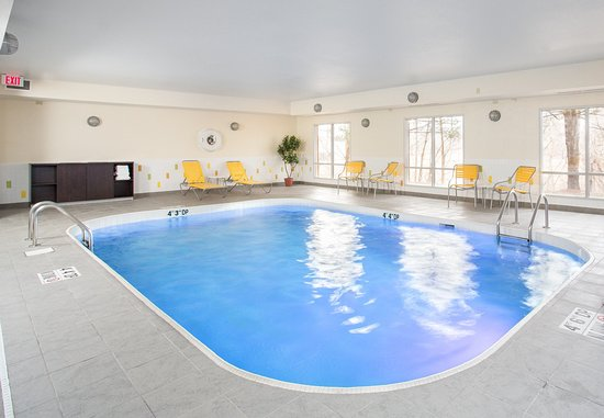 Ashland, Кентукки: Indoor Pool & Whirlpool