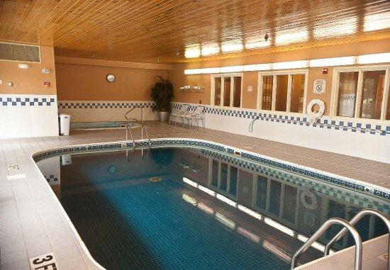 Brookings, Güney Dakota: Indoor Pool & Spa