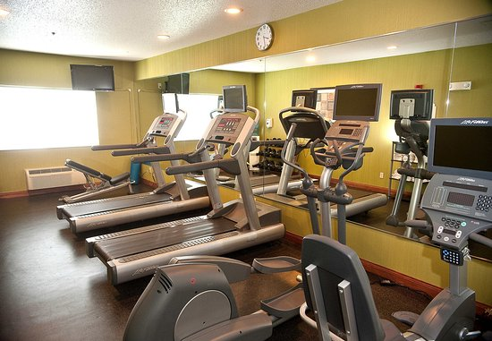 Brookings, SD: Fitness Center
