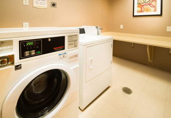 Burley, ID: Guest Laundry