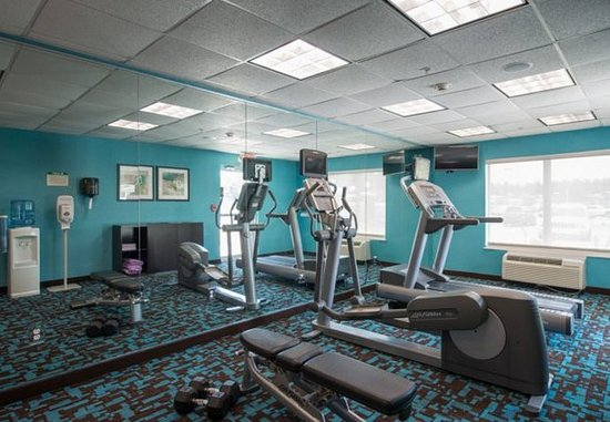Hinesville, GA: Fitness Center