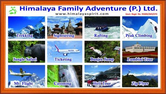 Himalaya Family Adventure