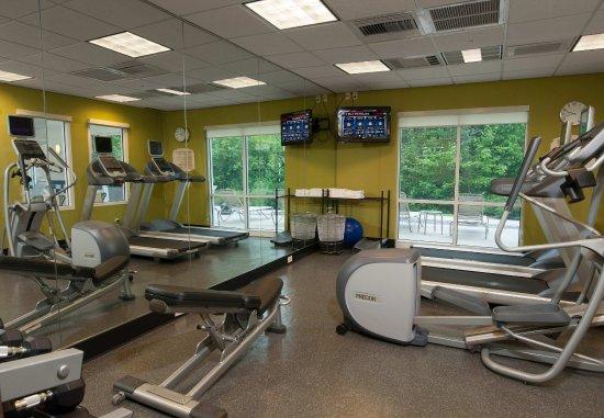 Brunswick, ME: Fitness Center