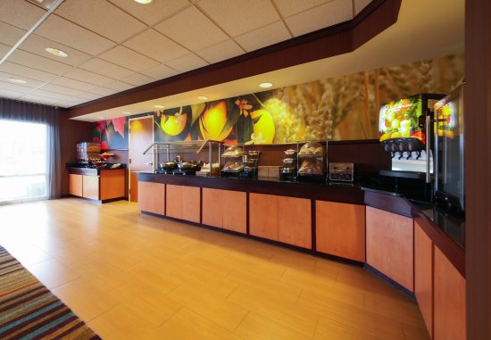 Cordele, GA: Breakfast Area