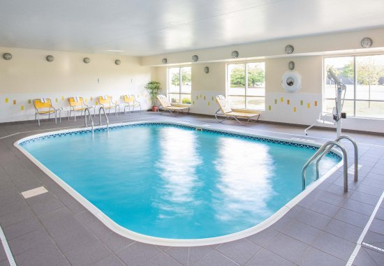 Tinley Park, IL: Indoor Swimming Pool