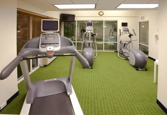 Beaverton, Oregón: Fitness Center