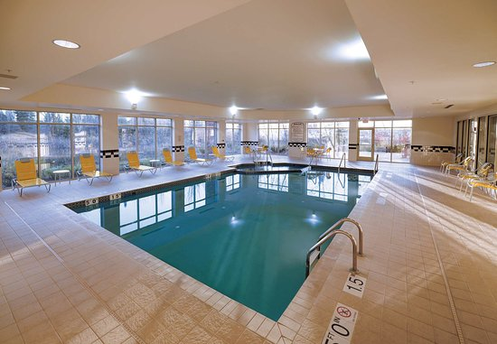 Weston, WI : Indoor Pool