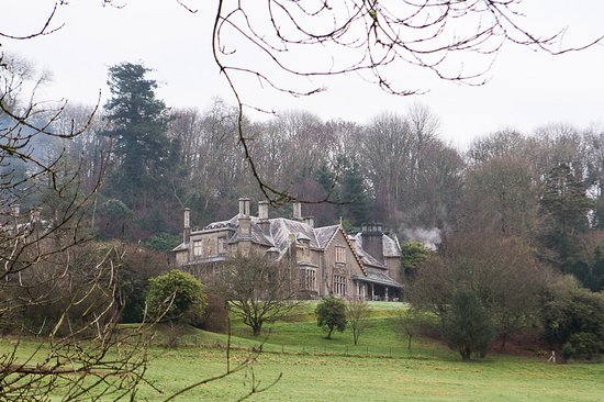 ‪‪Hotel Endsleigh‬: View of Hotel Endsleigh from the gardens‬