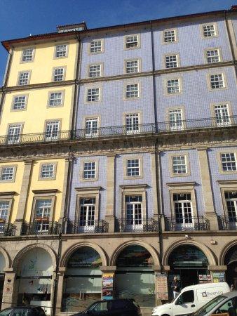 Super Hotel in Porto mit schönstem Blick!!