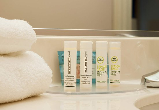 Liverpool, Estado de Nueva York: Guest Bath Amenities